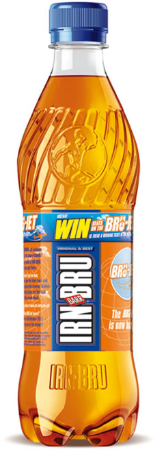 Your Mechanic Promo Code >> Irn-Bru – Win Seats On The Bru-Jet | The Promo Show